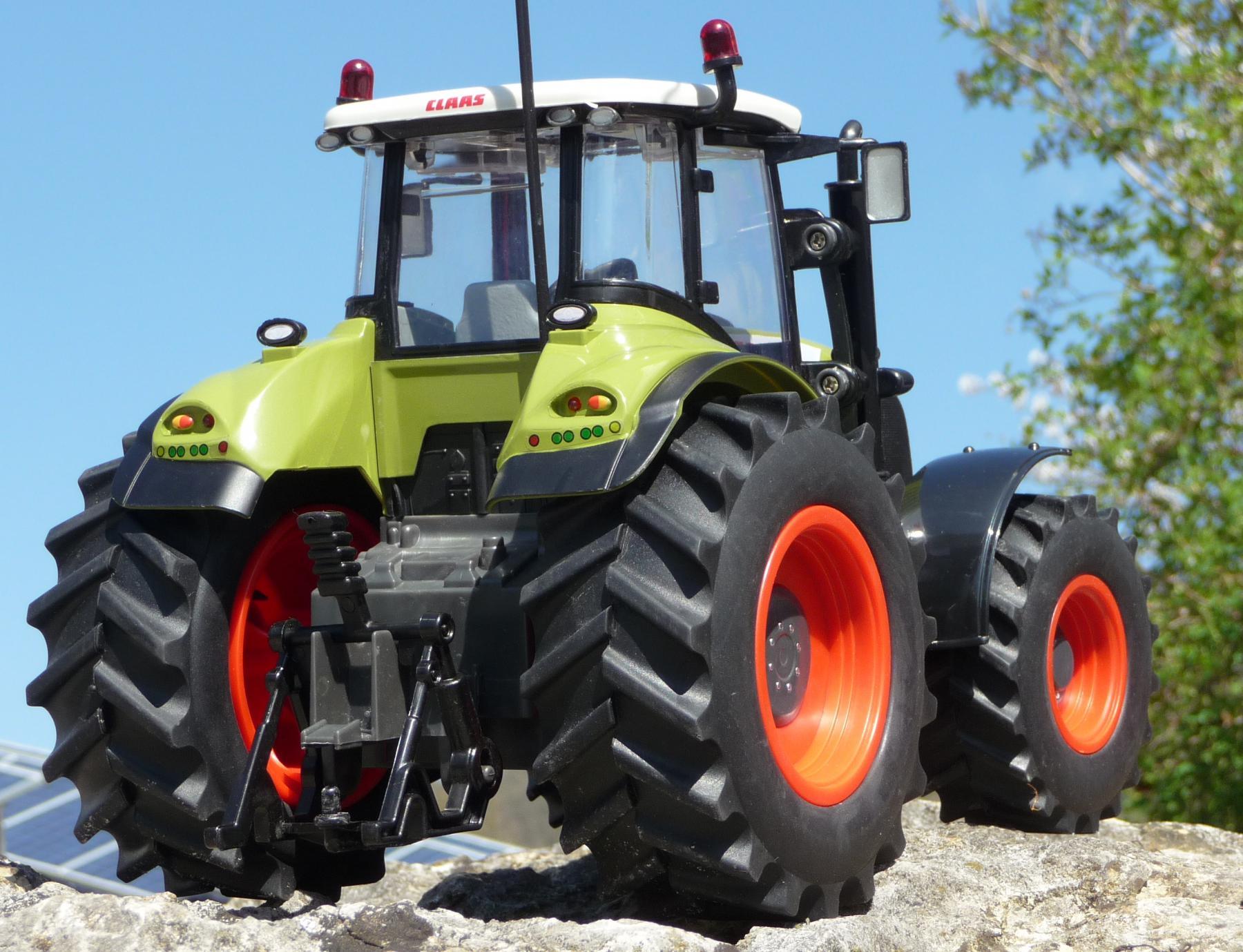 rc traktor claas axion 850 anh nger in xl l nge 72cm. Black Bedroom Furniture Sets. Home Design Ideas