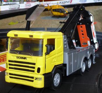 ABSCHLEPPER LKW Scania in 1:32 für Carrera TOP DEKORATION - Vorschau 2