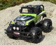 RC Jeep Forester mit LICHT & AKKU Länge 34cm Ferngesteuert 40MHz