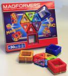 """MAGFORMERS """"MAXI 60-teiliges REGENBOGEN SET"""""""