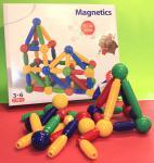 """36-teilig MAGNETICO XXL Magnetkugeln Magnetspiel """"in TOP QUALITÄT"""""""