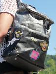 """MARKEN DESIGNER Rucksack Backpack """"Kunstleder in TOP QUALITÄT"""""""