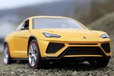 """RC Modell Lamborghini URUS mit LICHT 33cm """"Ferngesteuert 40MHz"""""""