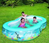 """Bestway Schwimmbecken Familypool Planschbecken 274x157x46cm """"Top Qualität"""""""