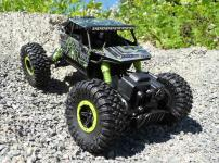 RC MONSTER BUGGY TRUGGY mit 4WD ALLRAD + AKKU Ferngesteuert 2, 4GHz