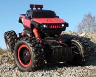 RC MAXI Rock Crawler HUMMER mit ALLRAD + AKKU Ferngesteuert 2, 4GHz