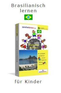 Brasilianisch-Kindersprachkurs Brasilianisch lernen für Kinder