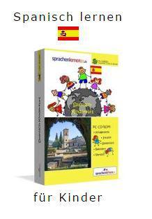 Spanisch-Kindersprachkurs Spanisch lernen für Kinder