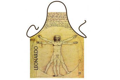Schürze Leonardo 56 x 73 cm