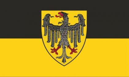 Flagge Fahne Aachen 90 x 150 cm - Vorschau