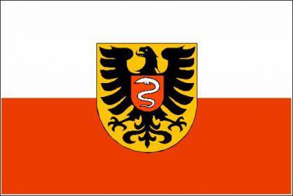 Flagge Fahne Aalen 90 x 150 cm - Vorschau