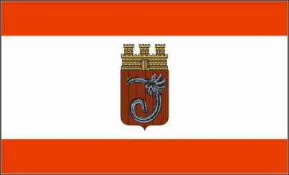 Flagge Fahne Ahlen altes Wappen 90 x 150 cm