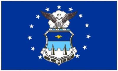 Flagge Fahne Airforce Academy 90 x 150 cm - Vorschau