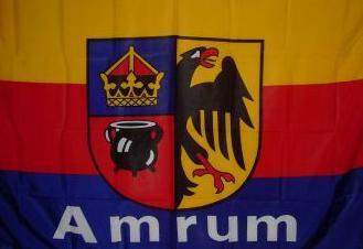 Flagge Fahne Amrum 90 x 150 cm - Vorschau