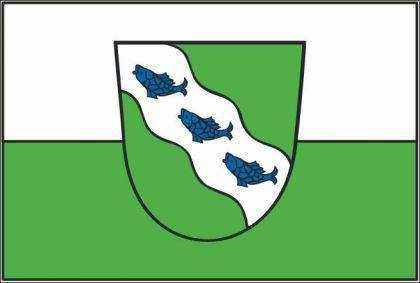 Flagge Fahne Ansbach 90 x 150 cm - Vorschau
