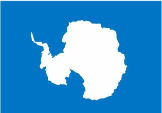 Flagge Fahne Antkartis 90 x 150 cm - Vorschau