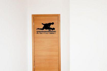 wandtattoo arbeitszimmer kaufen bei. Black Bedroom Furniture Sets. Home Design Ideas