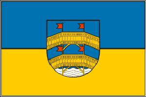 Flagge Fahne Aue 90 x 150 cm - Vorschau