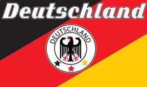 Flagge Fahne Deutschland Fanflagge 11 90 x 150 cm - Vorschau
