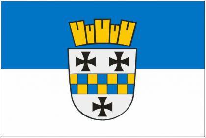 Flagge Fahne Bad Kreuznach 90 x 150 cm - Vorschau