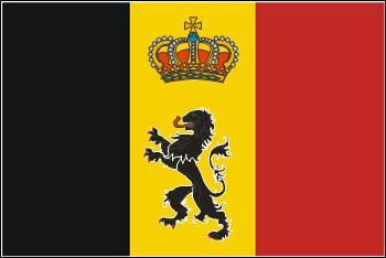 Flagge Fahne Belgien Wappen 90 x 150 cm - Vorschau