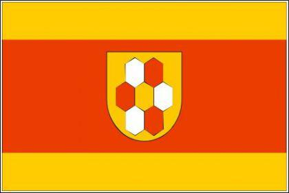 Flagge Fahne Bergkamen 90 x 150 cm - Vorschau