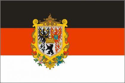 Flagge Fahne Berlin vor 1911 90 x 150 cm