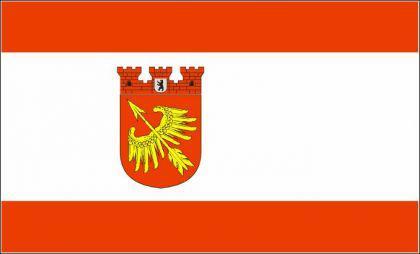 Flagge Fahne Berlin Wedding 90 x 150 cm