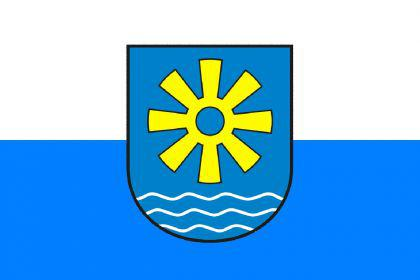 Flagge Fahne Bodenseekreis 90 x 150 cm - Vorschau