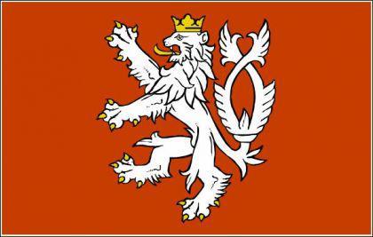 Flagge Fahne Böhmen 90 x 150 cm - Vorschau