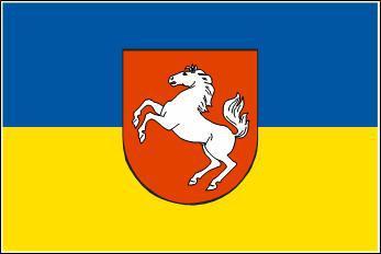 Flagge Fahne Braunschweig Dienst 1922 90 x 150 cm