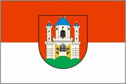 Flagge Fahne Burghausen 90 x 150 cm - Vorschau