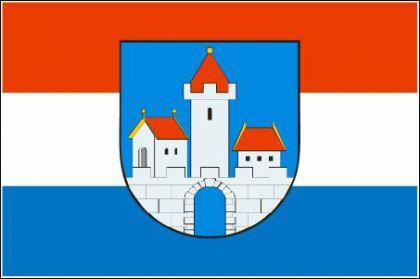 Flagge Fahne Burgkunstadt 90 x 150 cm - Vorschau