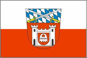 Flagge Fahne Cham 90 x 150 cm - Vorschau