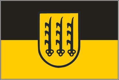 Flagge Fahne Crailsheim 90 x 150 cm - Vorschau