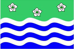 Flagge Fahne Cumbria 90 x 150 cm - Vorschau