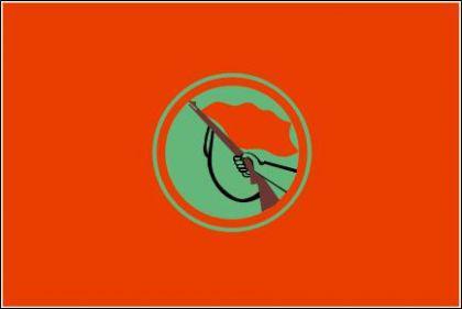 Flagge Fahne DDR Kampftruppen 90 x 150 cm - Vorschau