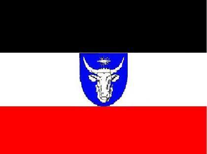 Flagge Fahne Deutsch Südwestafrika 90 x 150 cm - Vorschau