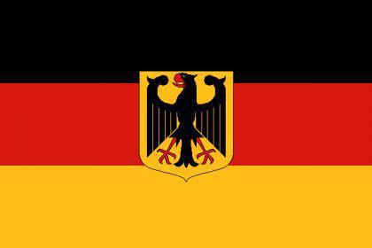 Flagge Fahne Deutschland Adler 90 x 150 cm