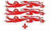 Flagge Fahne Dorset 90 x 150 cm - Vorschau