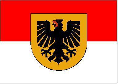 Flagge Fahne Dortmund 90 x 150 cm - Vorschau