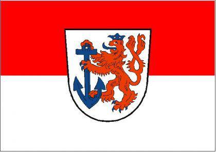 Flagge Fahne Düsseldorf 90 x1 50 cm - Vorschau