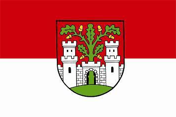 Flagge Fahne Eichstätt 90 x 150 cm - Vorschau