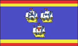 Flagge Fahne Eiderstedt 90 x 150 cm - Vorschau