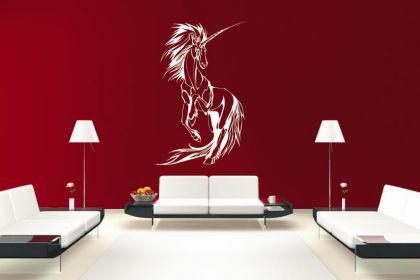 einhorn wandtattoo g nstig online kaufen bei yatego. Black Bedroom Furniture Sets. Home Design Ideas