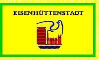 Flagge Fahne Eisenhüttenstadt 90 x 150 cm - Vorschau
