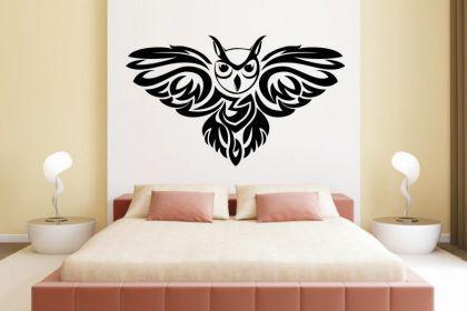 wandtattoo eule g nstig sicher kaufen bei yatego. Black Bedroom Furniture Sets. Home Design Ideas