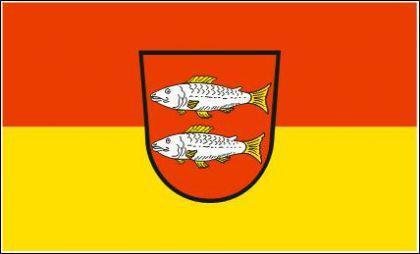 Flagge Fahne Forchheim 90 x 150 cm