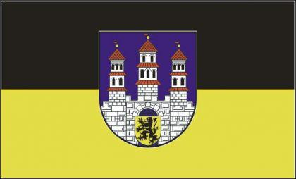 Flagge Fahne Freiberg 90 x 150 cm - Vorschau