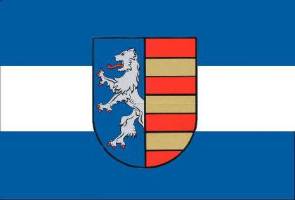 Flagge Fahne Garbsen 90 x 150 cm - Vorschau